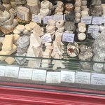 Fantastic shop for the cheese fanatic, knowledgeable friendly and helpful staff