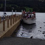 Coniston Launch