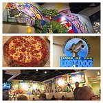 fun local pizza and sandwiches