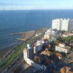 Vista del final de la Bahia desde Manantiales