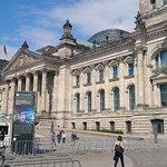 Reichstag von außen