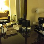 Room 507 ... this one offers coffee not like P243