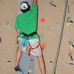 The Crux, Champlain Valley Climbing Center