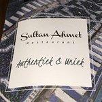 صورة فوتوغرافية لـ Sultan Ahmet Restaurant
