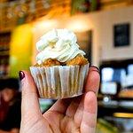 The life changing vanilla vegan cupcake!