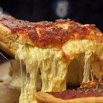 Excelente Pizza.