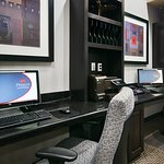Enjoy access to our 24-hour Business Center
