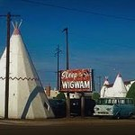 The Wigwam in all its glory