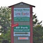 Foto de Green Tree Lodge