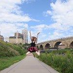 Stone Arch Bridge/Mill Ruins Park