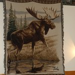 Gorgeous wildlife wallhanging