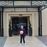 Photo de Royal Exeter Hotel