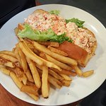 Huge Lobster Roll!!