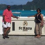 Foto The St. Regis Bora Bora Resort