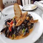 Rose Mussels