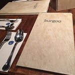 Nice food menu comprising of meals from around the world