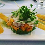 Lump Crab, with Mango & Avocado
