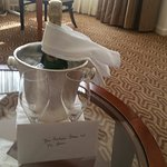 Special Amenity for our anniversary..THANK YOU