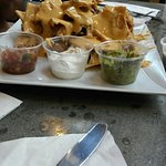 Great burgers and nachos. Diamond was our server , she rocks as a server . we will request her a