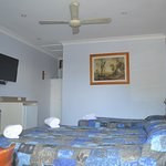 Foto di Colonial Motel and Serviced Apartments