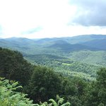 Leslie's Itinerary led us to Raven's Roost Overlook -gorgeous!