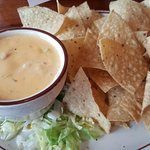 Chips and Queso