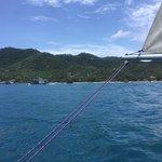 Island Cruises Sailing Foto