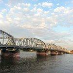 วิวของสะพานซังฮี้