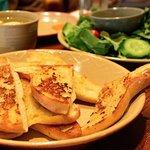 Yum...Garlic bread