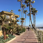 Pacific Terrace Hotel Foto