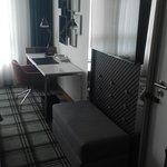 Zimmer Nr. 2 im Radisson Blu Karlsruhe