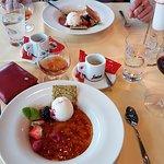 Foto de Günnewig Restaurant Top 180 by Centro im Rheinturm Düsseldorf