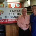 Rossis joins forces with Dr Gene Landrum, founder and creator of Chuck E Cheese