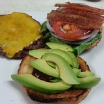 The Rossis Burger