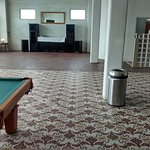 Event Space & Pool Table