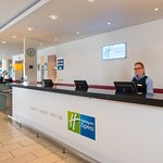 Foto de Holiday Inn Express Newcastle City Centre