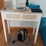 Vajilla habitación / calentador bajo petición