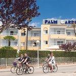 Apartamentos Palm Garden Foto