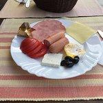 Adult's portion Breakfast