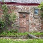 Back door Little Salkeld Watermill