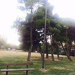 Парк у отеля
