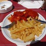 Morue sauce tomate