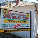 Cassadaga Spiritualist Camp Bookstore