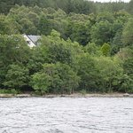 View from loch