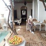 Foto de Riad les Orangers d'Alilia Marrakech