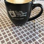 Best latte on the island!