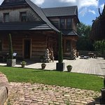 Les Datchas Lodges Foto