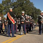 Marine Corp at Parade