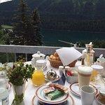 Frühstück im Zimmer - Genuss pur!
