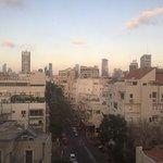 view on Tel Aviv